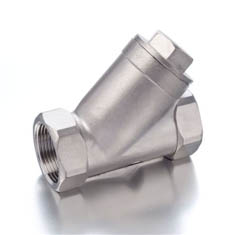 BSP Y Type Spring Check Valve