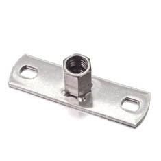 Clip Back Plate to suit Bossed Pipe Clip