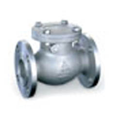 Flanged ASA 150 Wafer Swing Check Valve