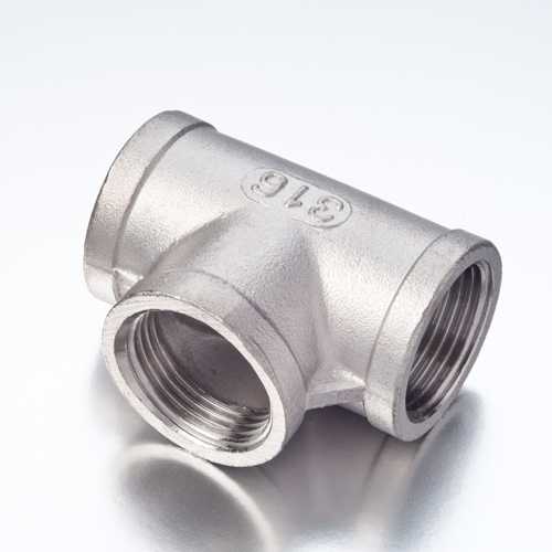 "1/8"" to 4"" BSP & NPT Equal Tees"